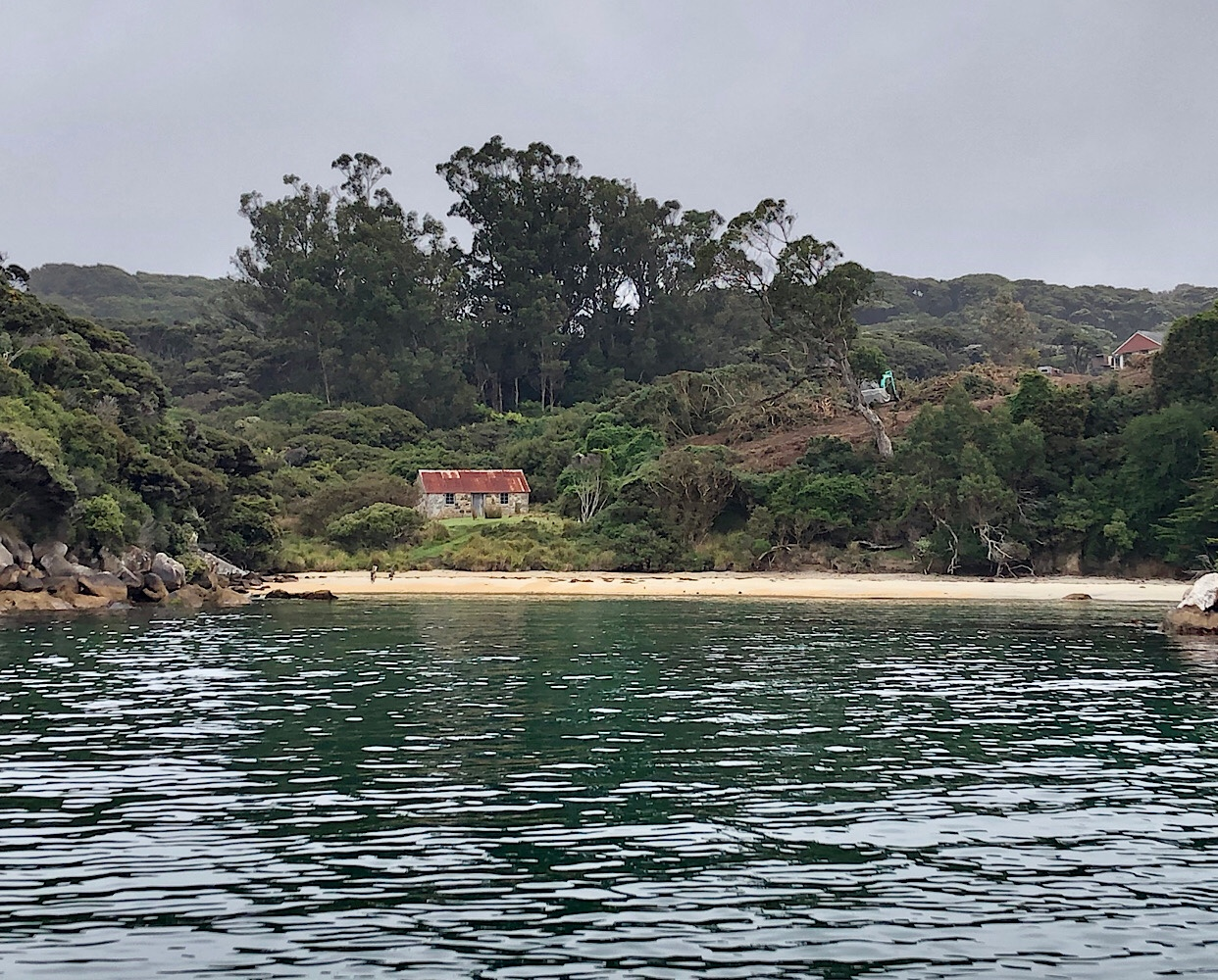 Ackers Cottage Stewart Island
