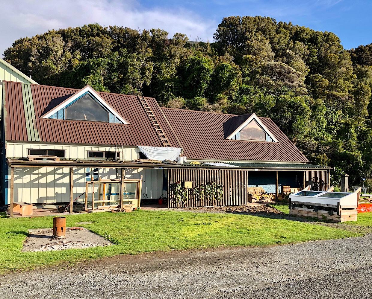 Old museum Stewart Island March 2021