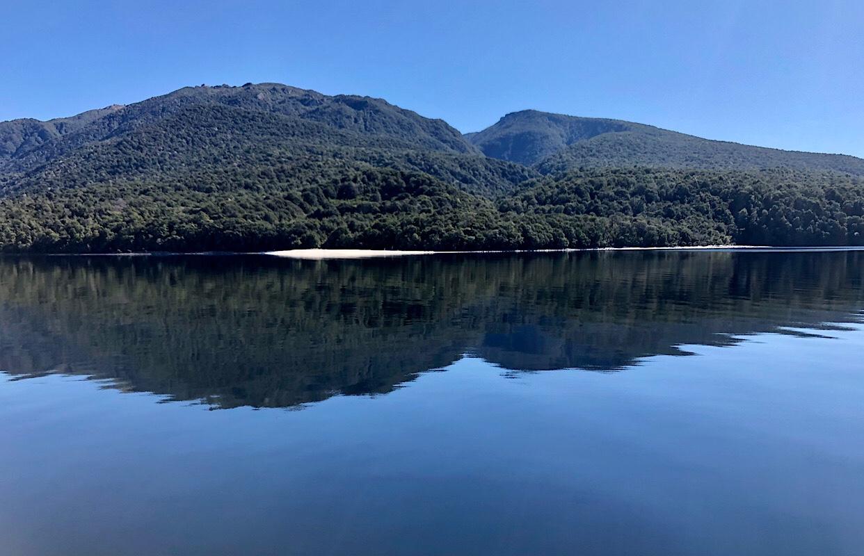 Garden Point Lake Te Anau